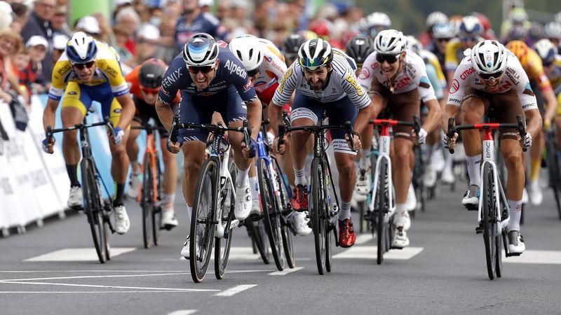 Modolo sprintet in Mamer zum Sieg: Finale der 3. Etappe