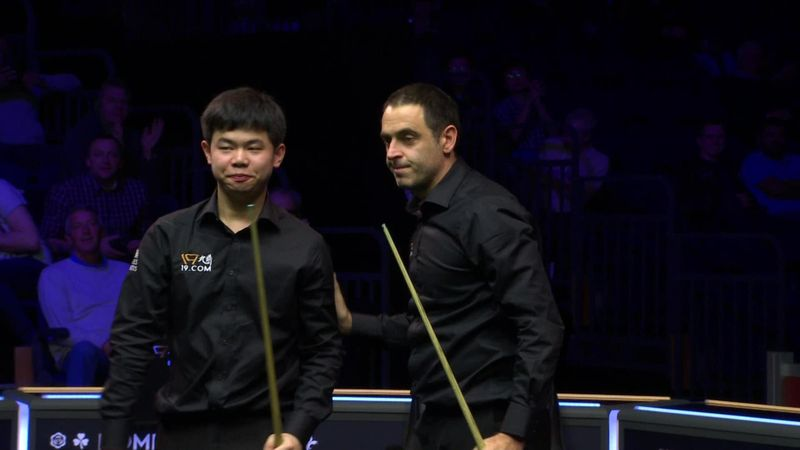 English Open : O'Sullivan brillant red