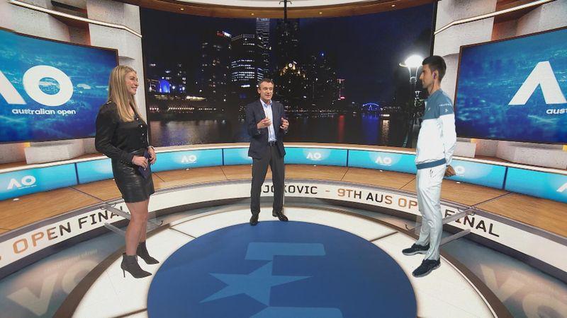 Djokovic køber ikke generationsskifte i tennis: Realistisk set kommer det ikke til at ske