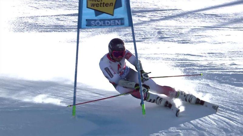Copa del Mundo de esquí (masculina): Faivre rozó la victoria por menos de un segundo