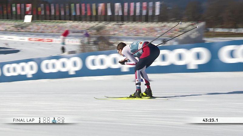 La Norvège était seule au monde : revivez son sacre lors du relais par équipes
