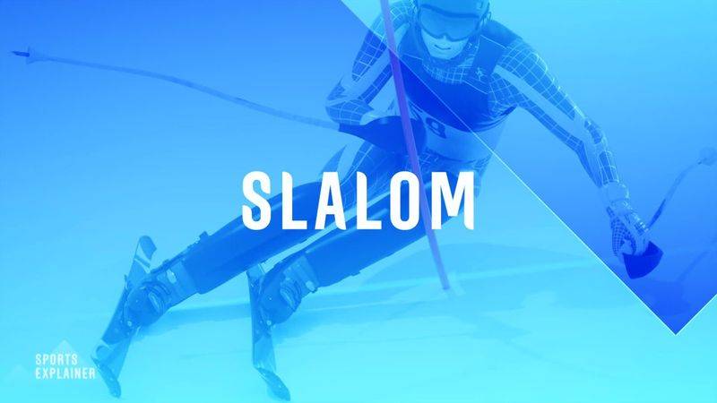 Beijing 2022: Alpine Skiing slalom explainer