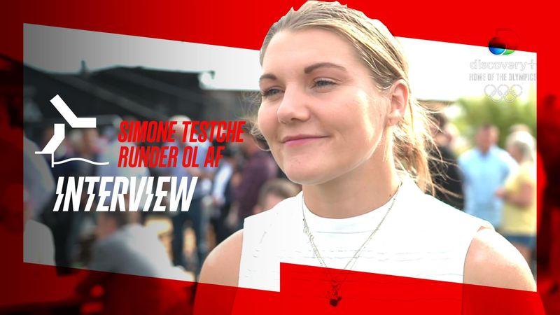 Simone Testche om at afkoble efter OL: Har haft fem dage, hvor jeg ikke har kigget på min telefon