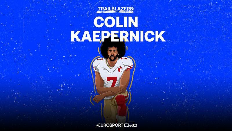"""""""Deschizătorii de drumuri"""" – O nouă campanie Eurosport   Episodul 10: Colin Kaepernick"""