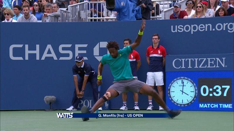 Watts US Open