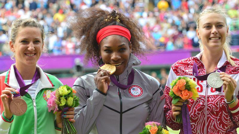 Serena Williams'ın Olimpiyatlar'daki en iyi anları