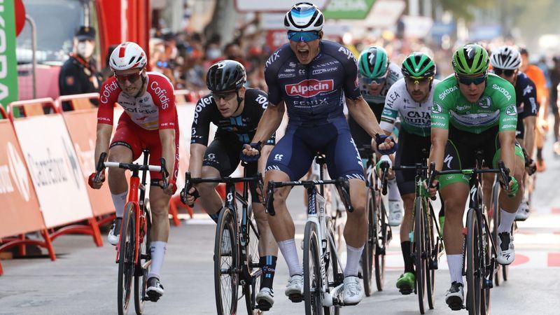 Rezumatul etapei a 5-a din Vuelta, câștigată la sprint de Jasper Philipsen