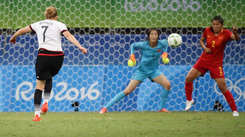 Die besten Olympia-Tore im Frauenfußball: Drei Deutsche in Top Ten