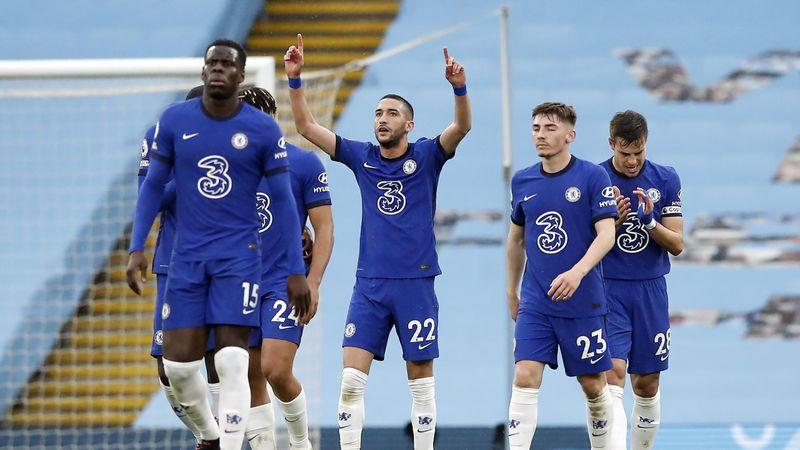 Rezumatul meciului Manchester City - Chelsea 1-2