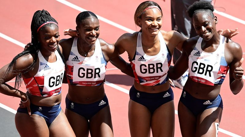 Asher-Smith back with a bang, Walls rides to gold, Bradshaw bronze - Team GB wrap, Day 13