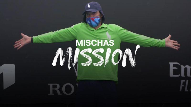 Folge 7: Mischa Zverev wird ein Ballkind