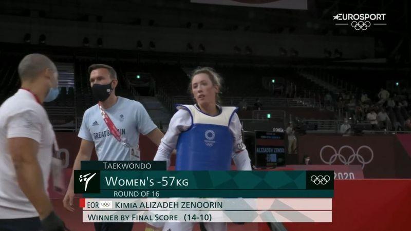 Zweifache Olympiasiegerin unterliegt Flüchtlings-Athletin
