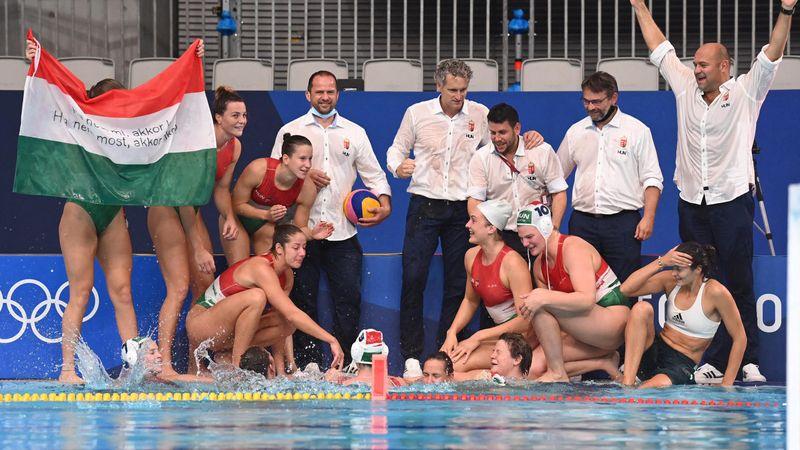 Nagy csatában bronzérmes a női vízilabda-válogatott