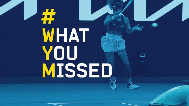 What You Missed: The best of the women's 2021 Australian Open