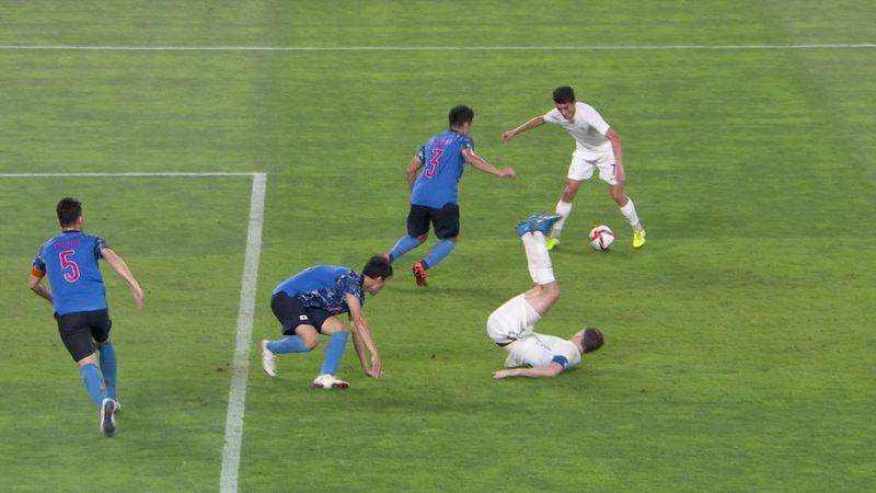 Tokyo 2020 - Japan  vs New Zealand  - Fotbal – Rezumate de la Olimpiadă