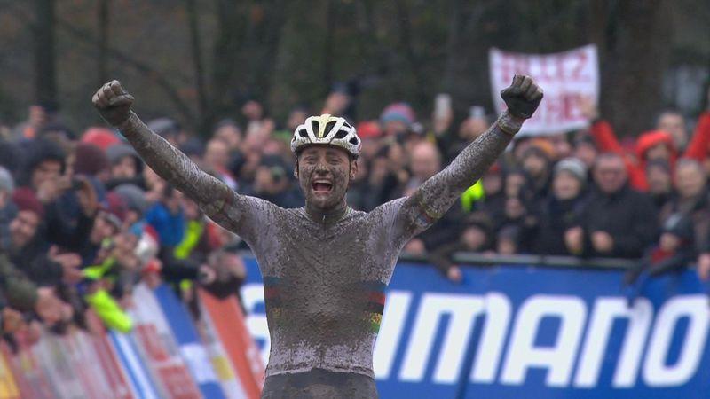 Van der Poel wins Namur World Cup