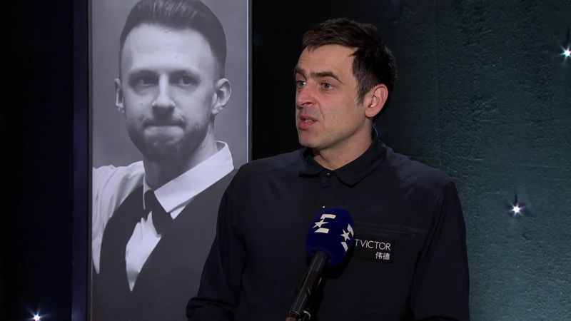 'I can't compete with these guys' -  O'Sullivan on how he has adapted his game