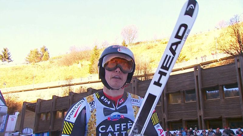 Jansrud tops podium in Italy in Norwegian one-two