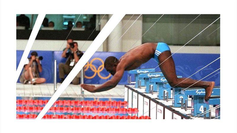 Moussambani, un 100m pour l'éternité
