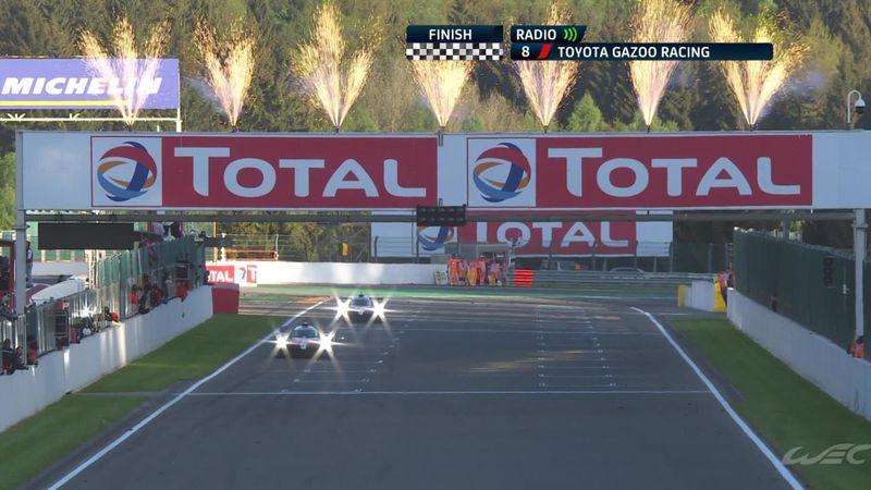 """Fernando Alonso torna alla vittoria alla sua """"prima"""" nel WEC: 1° posto a Spa con la Toyota"""
