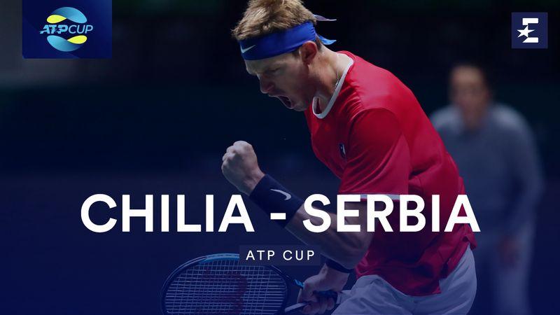 Høydepunkter: Chila - Serbia