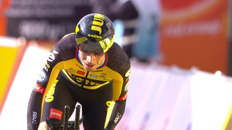 Paris-Nisa, etapa a 4-a: Primoz Roglic s-a impus de o manieră categorică
