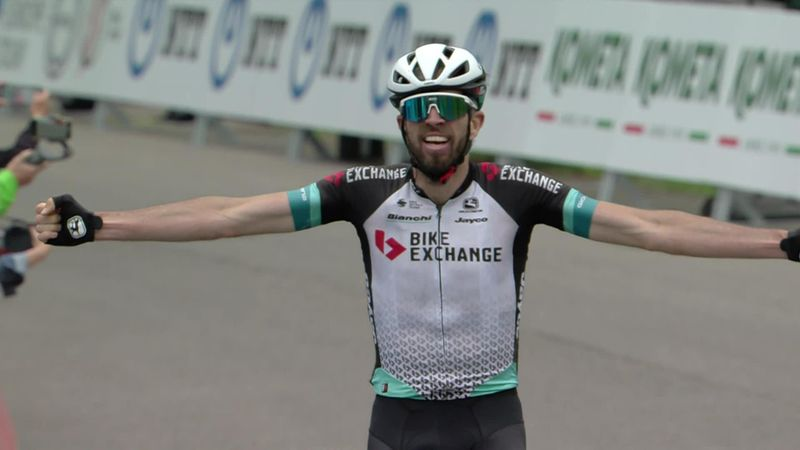 'What a fantastic ride' - Howson wins Stage 4 at Tour of Hungary