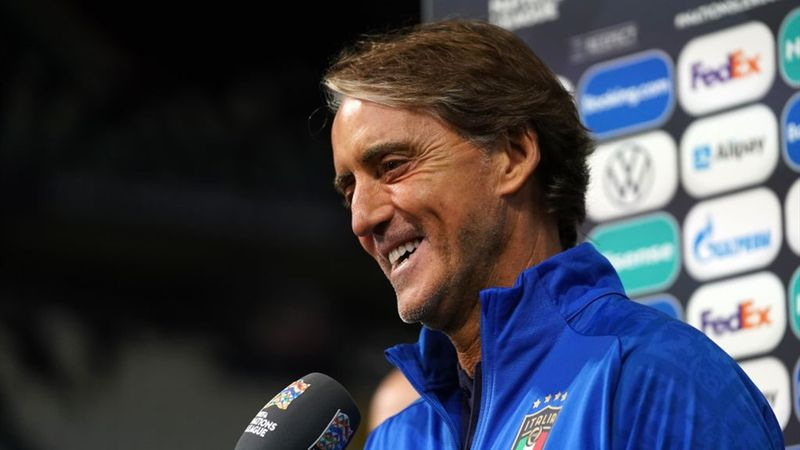 "Mancini: ""Pandora Papers? Magari col Belgio non sarò in panchina..."""