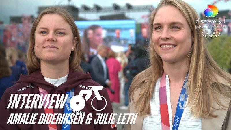Julie Leth vandt sølv og mistede stemmen: Først var jeg OL-atlet, og derefter var jeg OL-cheerleader