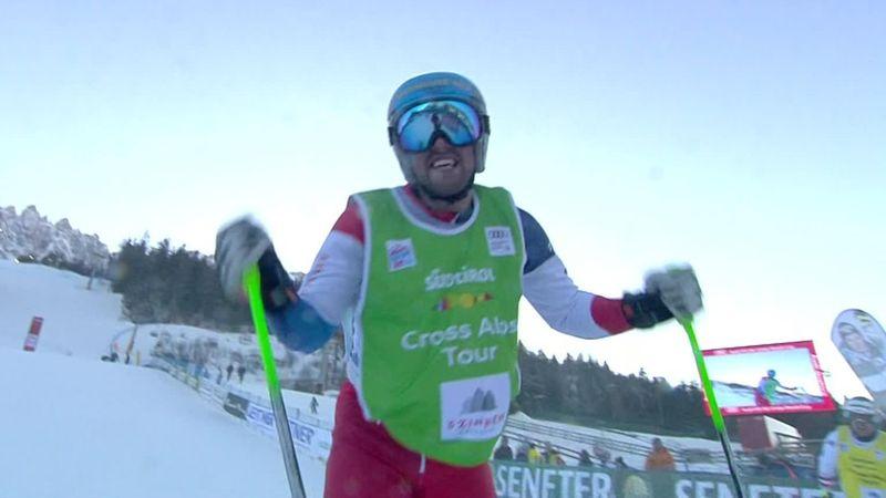 Ski Cross: Bischofberger davanti a tutti a Innichen, secondo posto per Wahrstroetter e Zangerl