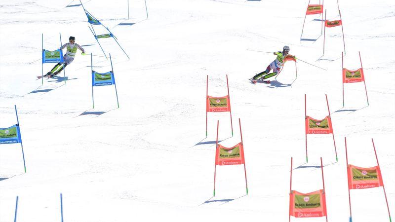 La Svizzera vince il team event di Soldeu