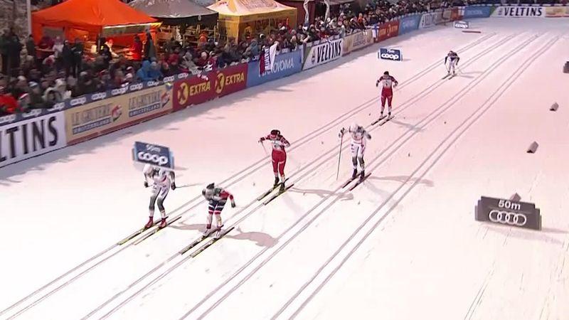 World Cup Langlaufen in Ruka: De 1.4Km sprint bij de vrouwen