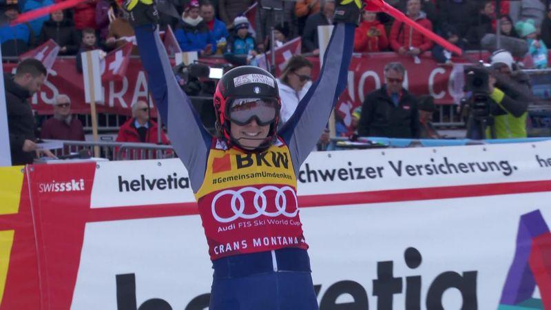 Esquí alpino, Copa del Mundo: Brignone adelanta a Shiffrin en la general