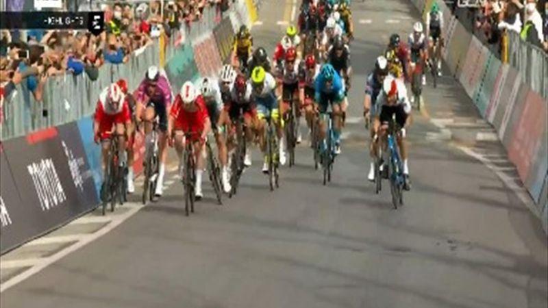 Ez történt a Giro 5. szakaszán