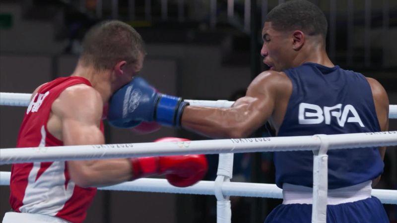 2020 Yaz Olimpiyatları: Olympic Games - Nakavtlar