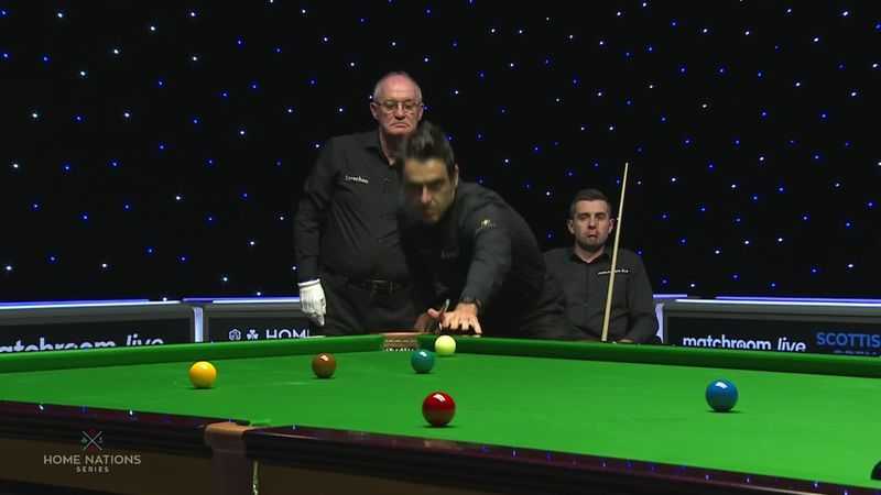 O'Sullivan produces magnificent opener in frame 11