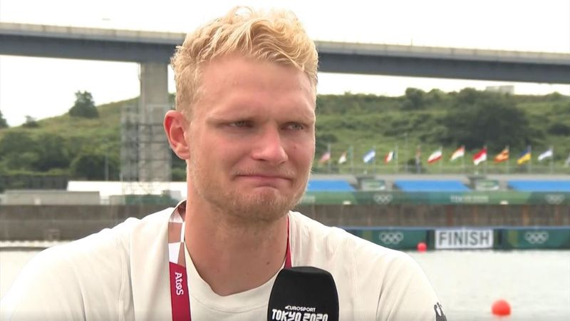 Tränen der Enttäuschung: Zeidler weint im Eurosport-Interview