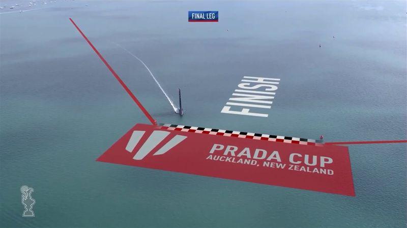 Prada Cup, highlights 2ª giornata: Luna Rossa vince, Ineos comanda