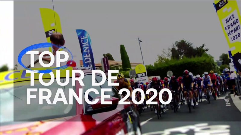Best of 2020: The biggest moments from the 2020 Tour De France