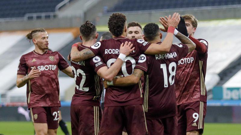 Leeds, victorie la limită pe terenul lui Newcastle! Rezumatul meciului de pe St. James' Park
