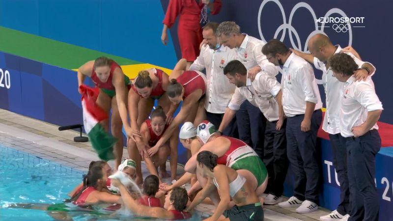 Jocurile Olimpice: Ungaria, medaliată cu bronz la polo feminin