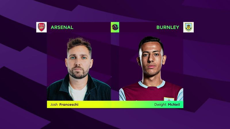 ePremier League: Arsenal - Burnley