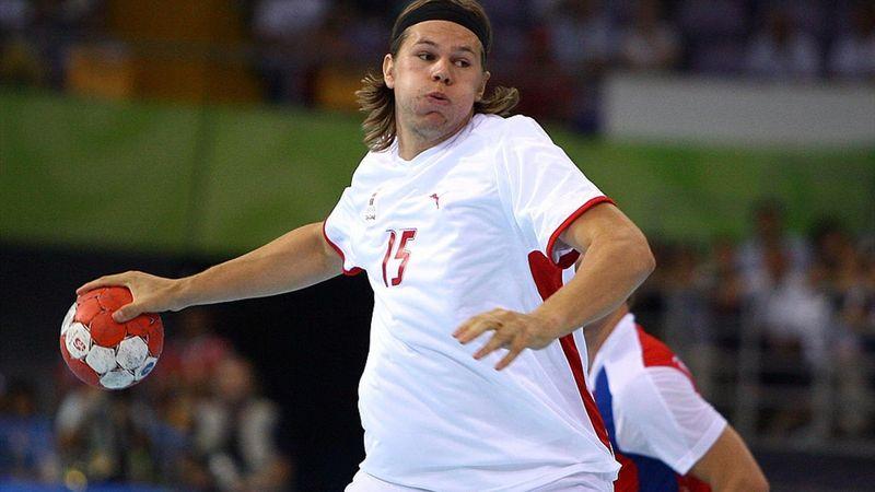 Incredible handball goals at the Olympics