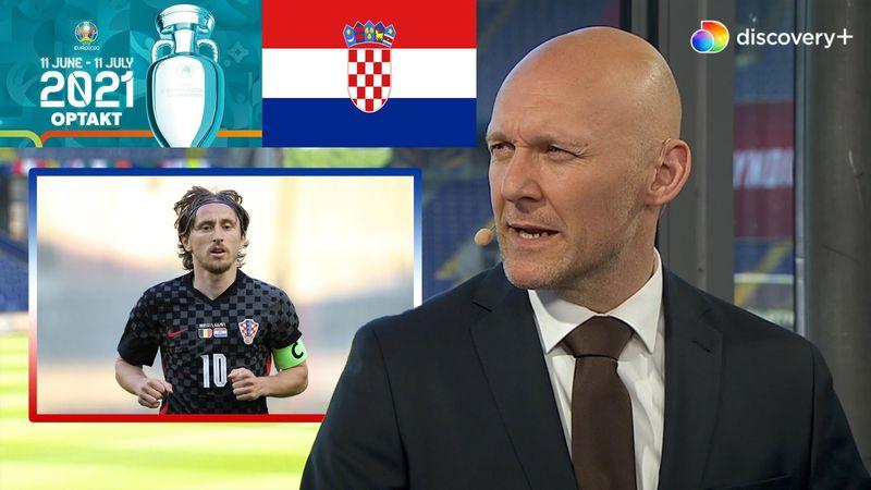 Ekspert med lille fidus til Kroatien: De kommer til at være omkring kvartfinalerne