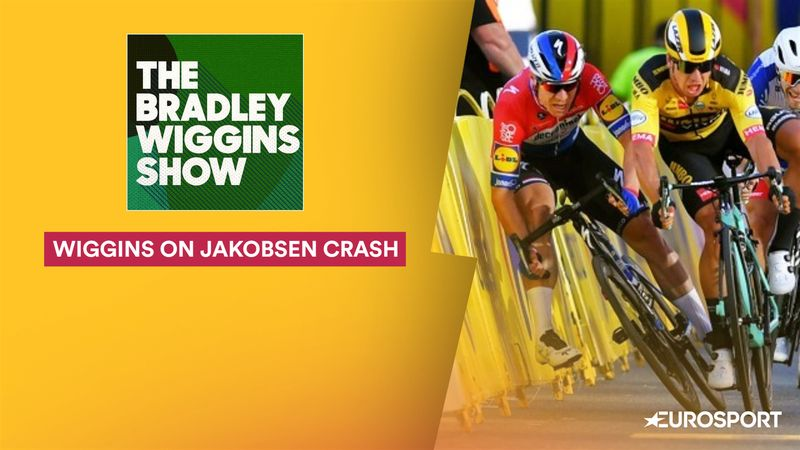 Bradley Wiggins on cycling safety after Fabio Jakobsen crash: 'Something has to change'