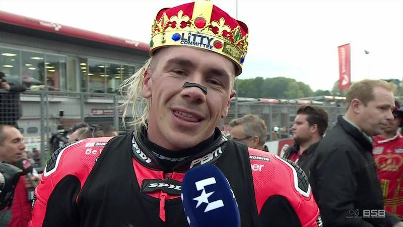 """Redding krönt sich zum Champion: """"Das gibt eine Riesenparty!"""""""