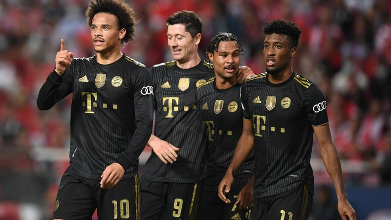 Hibátlan a Bayern, CR megint beköszönt, pörög az NBA-szezon