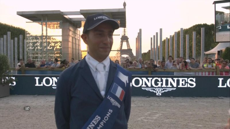 "Sameh El Dahan: ""Vincere il primo Global Champ Tour a Parigi mi lascia senza parole"""
