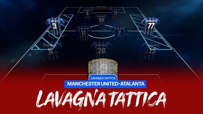 """Apre la Dea, chiude """"CR9"""": United-Atalanta, lavagna tattica"""