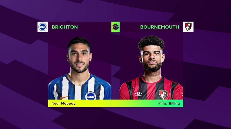 ePremier League: Brighton - Bournemouth